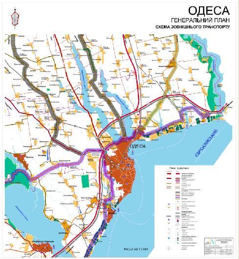 Карта Одессы Скачать Для Печати - фото 6
