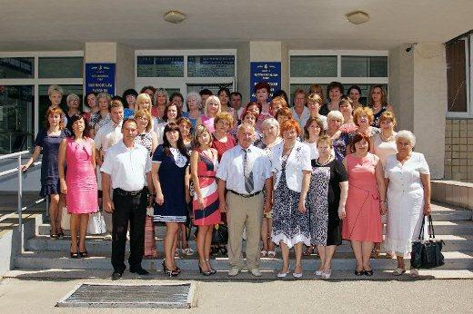 В малиновском районе одессы проведена всеукраинская акция новые стандарты - новая школа
