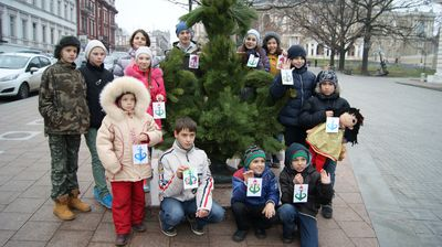 Символ Одессы стал деревом желаний (ФОТО), фото-6