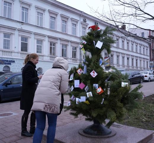 Символ Одессы стал деревом желаний (ФОТО), фото-4