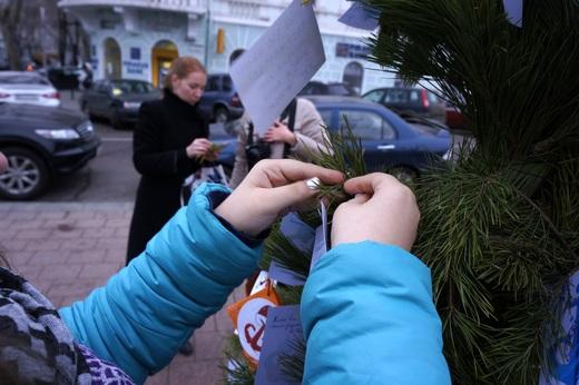 Символ Одессы стал деревом желаний (ФОТО), фото-5