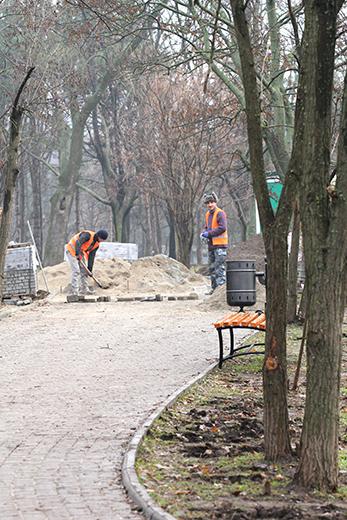 В одесском парке Победы наводят марафет (ФОТО), фото-5