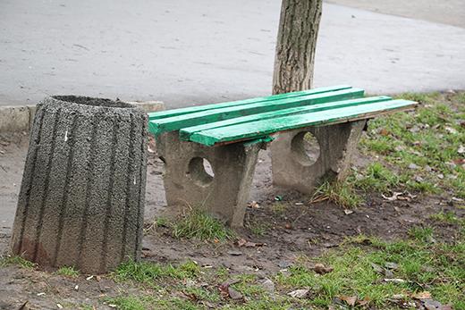 В одесском парке Победы наводят марафет (ФОТО), фото-11