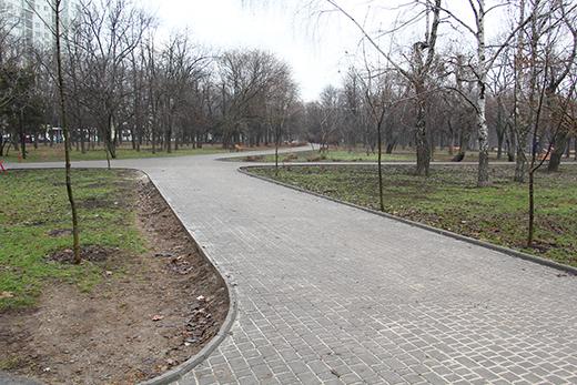 В одесском парке Победы наводят марафет (ФОТО), фото-2