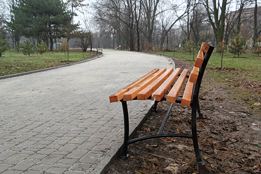 В одесском парке Победы наводят марафет (ФОТО), фото-3