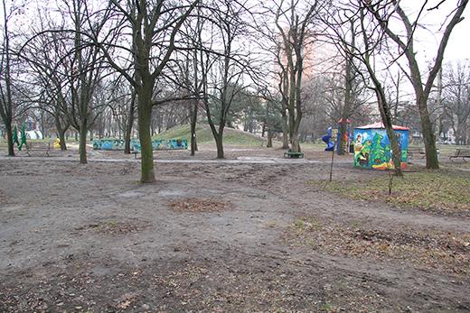 В одесском парке Победы наводят марафет (ФОТО), фото-8