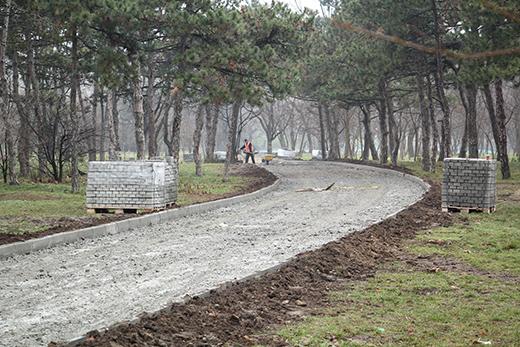 В одесском парке Победы наводят марафет (ФОТО), фото-6