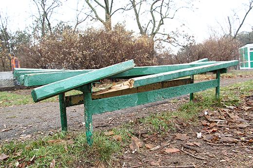 В одесском парке Победы наводят марафет (ФОТО), фото-9