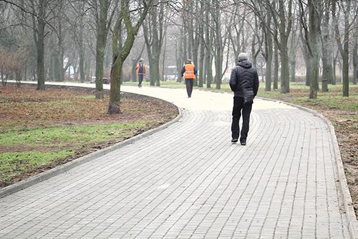 В одесском парке Победы наводят марафет (ФОТО), фото-4
