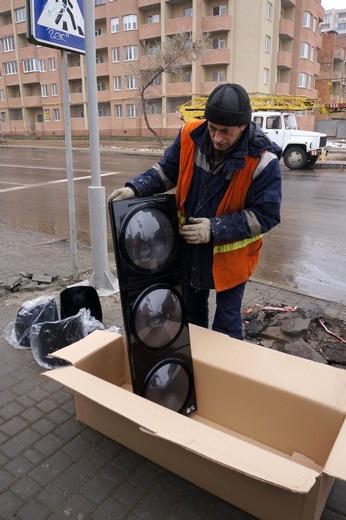 На Котовского в Одессе установили новые светофоры (ФОТО), фото-3
