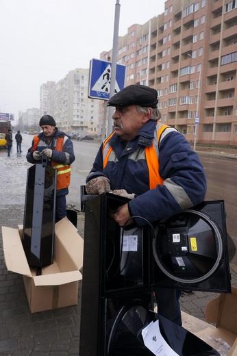 На Котовского в Одессе установили новые светофоры (ФОТО), фото-5