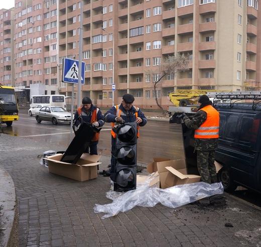 На Котовского в Одессе установили новые светофоры (ФОТО), фото-6