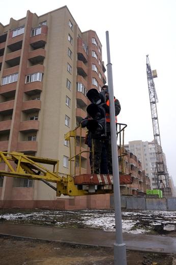 На Котовского в Одессе установили новые светофоры (ФОТО), фото-7