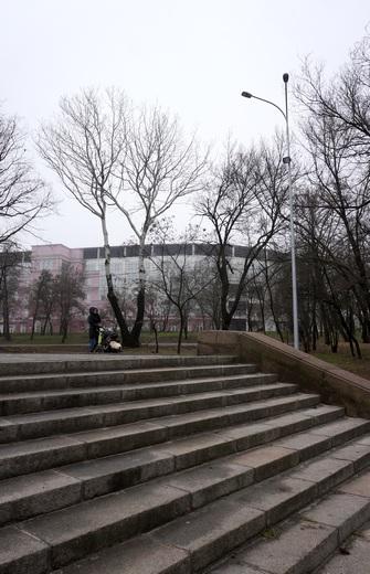 В Одессе наводят марафет в парке Шевченко (ФОТО), фото-2