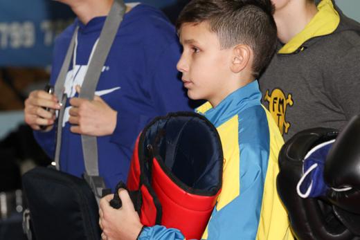 IMG_3454 В Одессе открыли финал Кубка Украины по таиландскому боксу