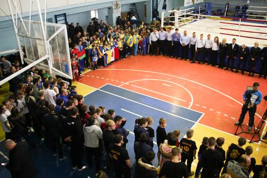 IMG_3517 В Одессе открыли финал Кубка Украины по таиландскому боксу