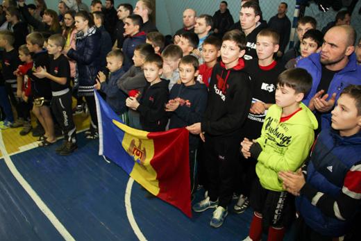 IMG_3526 В Одессе открыли финал Кубка Украины по таиландскому боксу