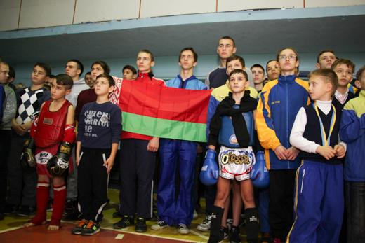 IMG_3567 В Одессе открыли финал Кубка Украины по таиландскому боксу
