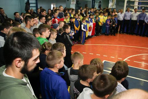 IMG_3615 В Одессе открыли финал Кубка Украины по таиландскому боксу