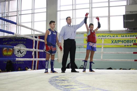 IMG_3674 В Одессе открыли финал Кубка Украины по таиландскому боксу
