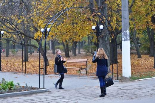DSC_3425 Из одесских парков после уборки вывезли 200 тонн мусора