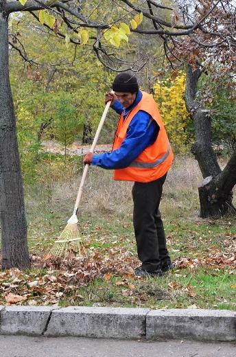 DSC_3486 Из одесских парков после уборки вывезли 200 тонн мусора