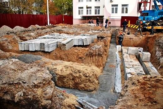 1 В Одессе строят бассейн для людей с психическими отклонениями