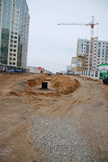 1 Грандиозную дорогу в одесском поселке Котовского обещают построить к концу года