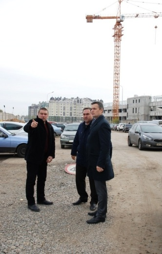 2 Грандиозную дорогу в одесском поселке Котовского обещают построить к концу года