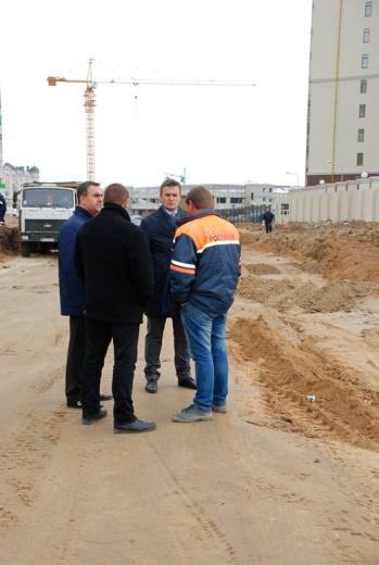 3 Грандиозную дорогу в одесском поселке Котовского обещают построить к концу года