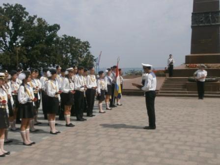 Полиция Одессы задержала мужчин, жаривших шашлык на Вечном огне - Цензор.НЕТ 1076