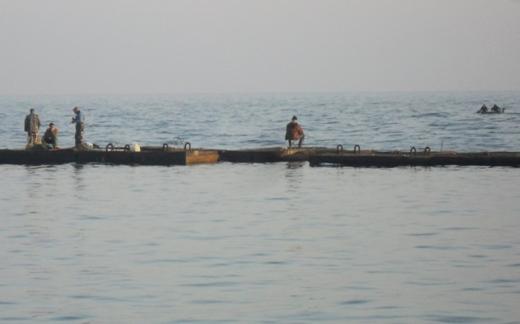 SAM_2718 В Одессе перевернулись две лодки с рыбаками
