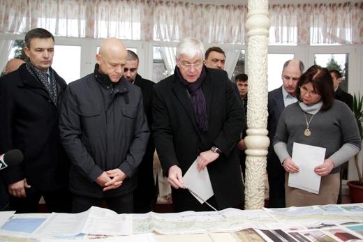 1 В Одессе вдоль Ланжерона и Отрады создадут новую набережную