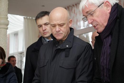 2 В Одессе вдоль Ланжерона и Отрады создадут новую набережную