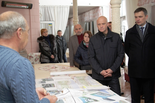7 В Одессе вдоль Ланжерона и Отрады создадут новую набережную