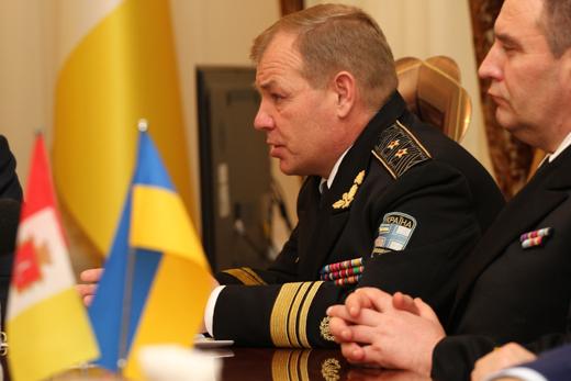 IMG_5131 В Одессе вдове военного моряка, погибшего в АТО, вручили ключи от квартиры
