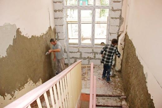 4 В Одессе откроют детский сад с неоднозначным фасадом