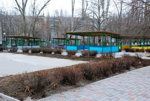 8 В Одессе откроют детский сад с неоднозначным фасадом