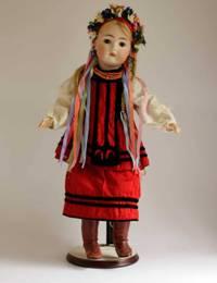 2 История игрушек: В Одессе покажут винтажные куклы