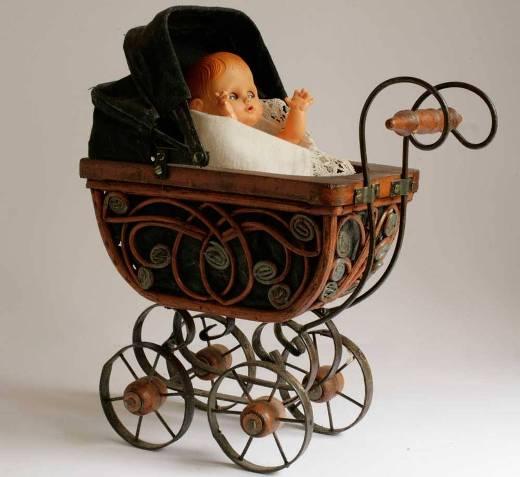 6 История игрушек: В Одессе покажут винтажные куклы