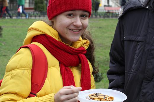 IMG_8808 В одесском Горсаду танцами и блинами провели зиму