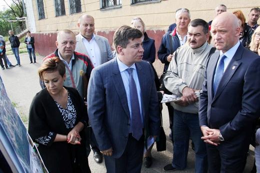11 В депрессивном районе Одессы Труханов хочет проводить Олимпийские игры