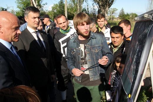 17 В депрессивном районе Одессы Труханов хочет проводить Олимпийские игры