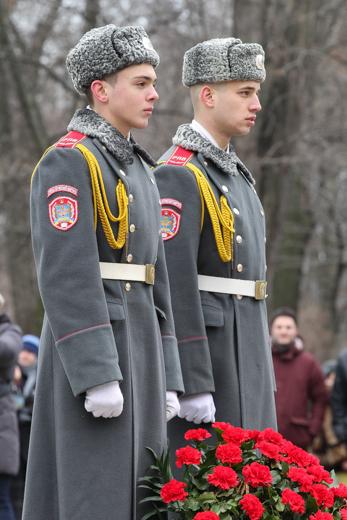 IMG_7154 В Одессе отметили День героев Небесной Сотни