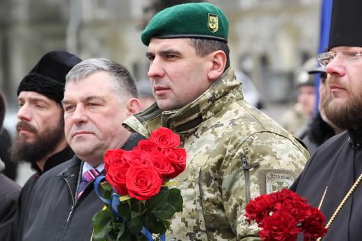 IMG_7177 В Одессе отметили День героев Небесной Сотни