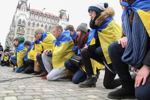 IMG_7196 В Одессе отметили День героев Небесной Сотни
