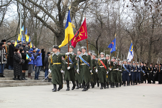 IMG_7246 В Одессе отметили День героев Небесной Сотни