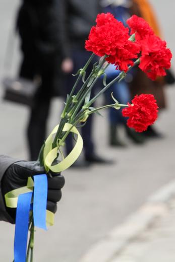 IMG_7253 В Одессе отметили День героев Небесной Сотни