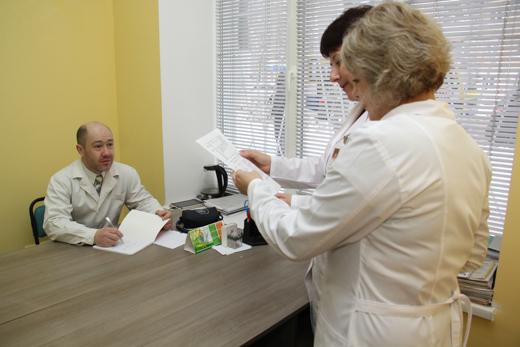IMG_5452 В Одессе открылась еще одна клиника семейной медицины