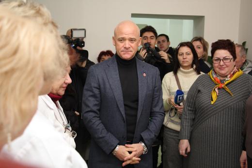 IMG_5469 В Одессе открылась еще одна клиника семейной медицины